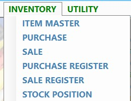 RE: How to sale item from inventory in schooleio ?